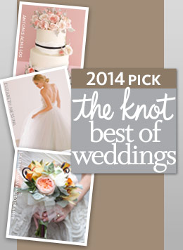 Best of The Knot again this year!